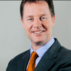 Go to the profile of Nick Clegg