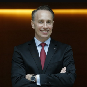 Go to the profile of Thomas Buberl