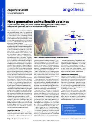 Next-generation animal health vaccines