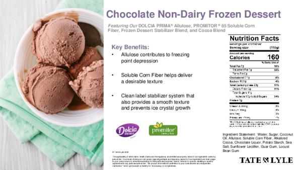 Taste - Non-Dairy Frozen Dessert