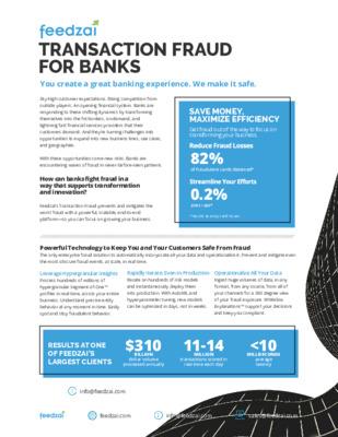 Feedzai_Transaction Fraud for Banks