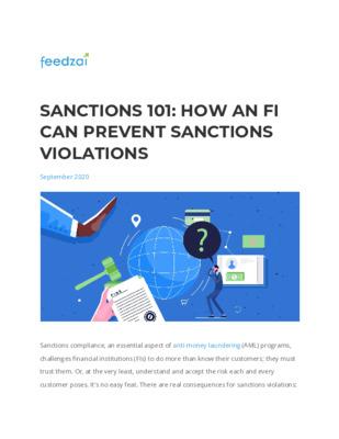 Sanctions 101