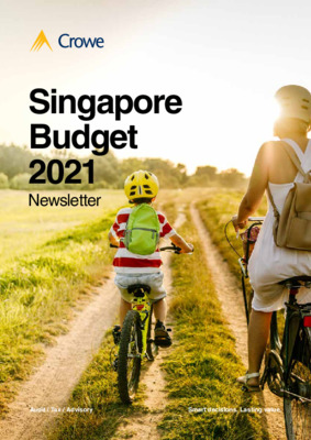 Singapore Budget Newsletter 2021