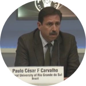 Go to the profile of Paulo César de Faccio Carvalho
