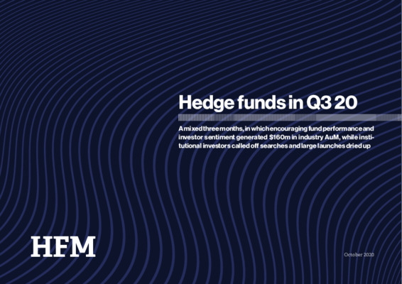 Hedge Funds in Q3 20