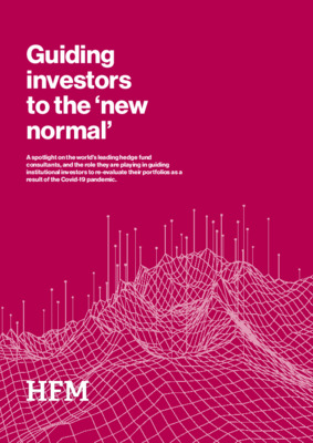 Guiding investors to the 'new normal'