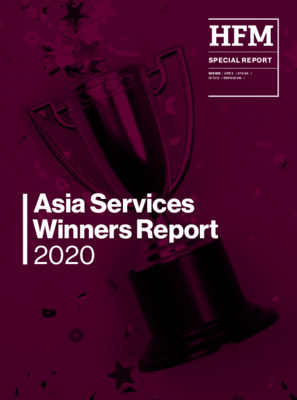 HFM Report: Asia Services Winners 2020