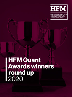 HFM Report: Quant Awards Winners 2020