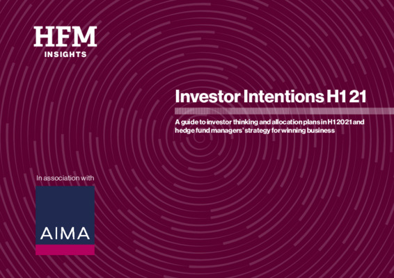 Investor Intentions H1 2021