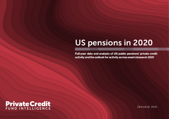 US Pensions in 2020