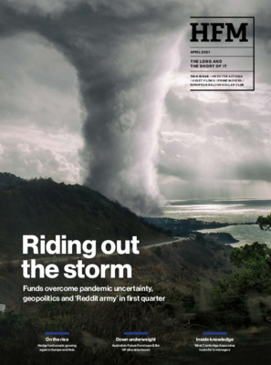 Riding out the storm - HFM April 2021 Issue