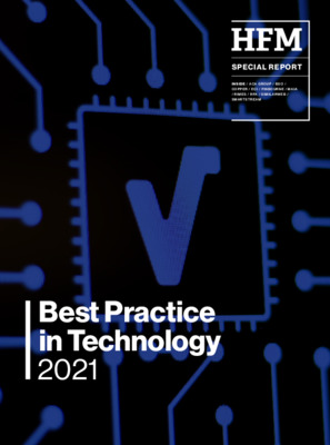 Best Practice in Technology 2021 - HFM Special Report