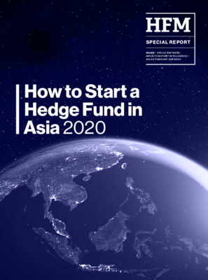 HFM Report: How to start a hedge fund in Asia 2020