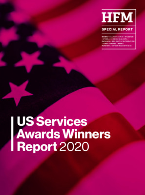 HFM Report: US Services Winners 2020