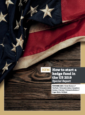 HFM Report: How to start a hedge fund in the US 2019