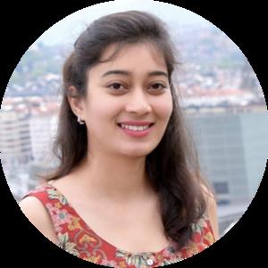 Go to the profile of Shivangi Shree