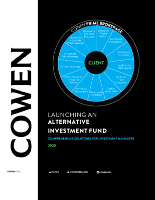 Launching an Alternative Investment Fund