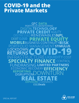 Oxane Partners whitepaper: COVID-19 and the Private Markets