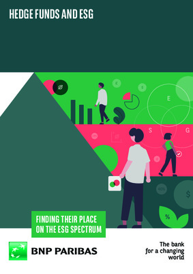 BNP Paribas white paper: Hedge Funds and ESG