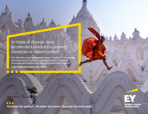 EY white paper: In times of change, does accelerated adaption present obstacles of opportunities?