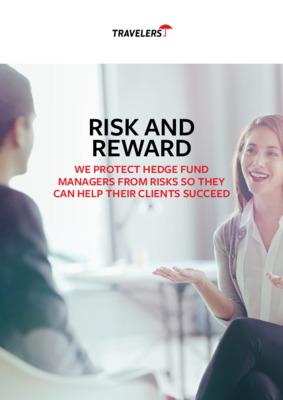 Travelers whitepaper: Risk and reward