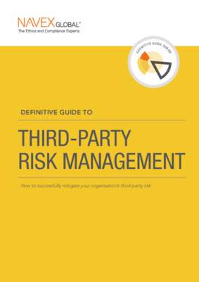 Guide to Third Party Risk Management