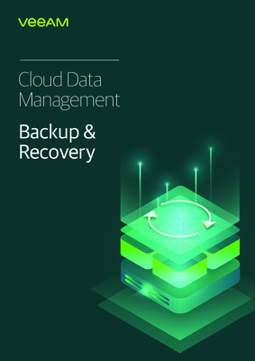 Veeam Cloud Data Management: Backup & Recovery