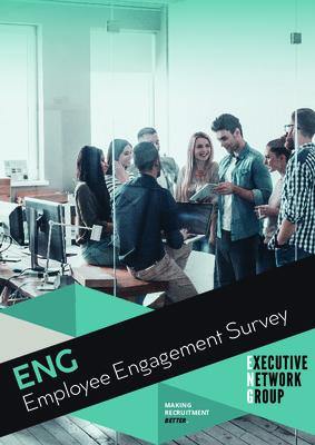 ENG Employee Engagement survey report