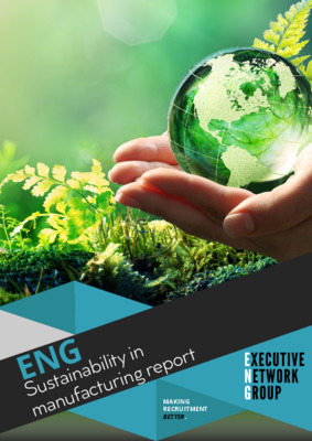 ENG - Sustainability in manufacturing report