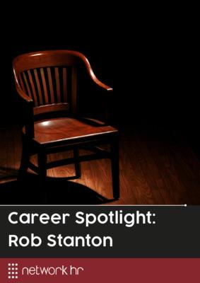 Career Spotlight: Rob Stanton