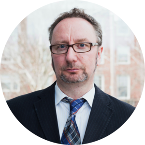 Go to the profile of Mark Blyth