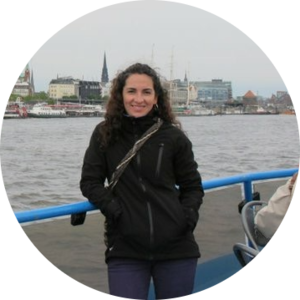 Go to the profile of Maria Isabel Vieira