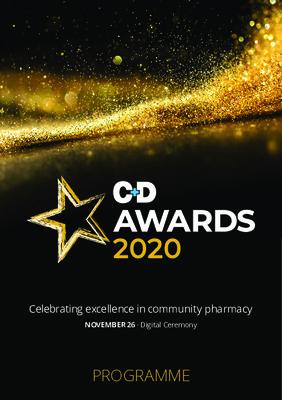 C+D Awards 2020 Programme