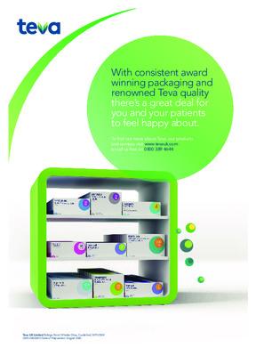 Teva's Award-winning packaging