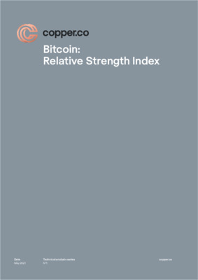 Technical analysis series: Bitcoin Relative Strength Index