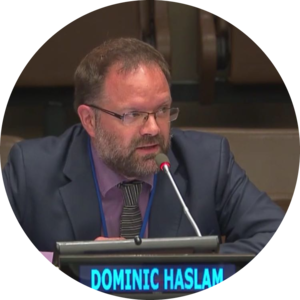 Go to the profile of Dominic Haslam