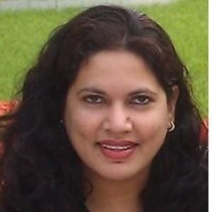 Go to the profile of Rishma Radjie