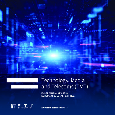 Technology, Media and Telecoms (TMT)