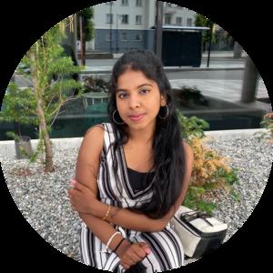 Go to the profile of Saranya Saravanan