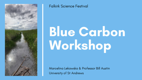 Blue Carbon Workshop - Public engagement with science