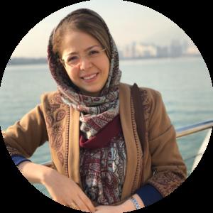 Go to the profile of Hanieh Hosseini
