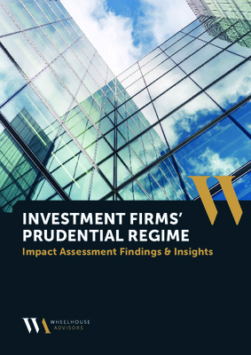 Wheelhouse Advisors IFPR Impact Assessment Findings and Insights Report