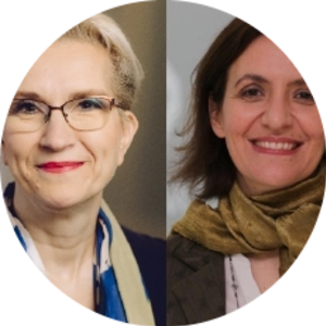 Go to the profile of Katju Holkeri & Elsa Pilichowski