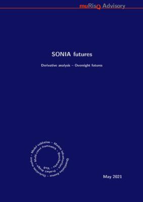 Sonia Futures: Derivative analysis - Overnight futures
