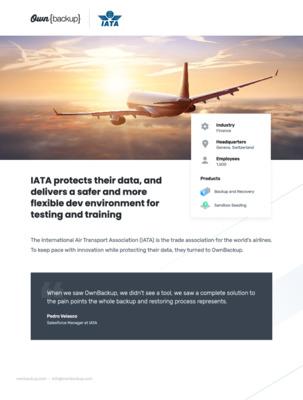 Customer-Story - IATA