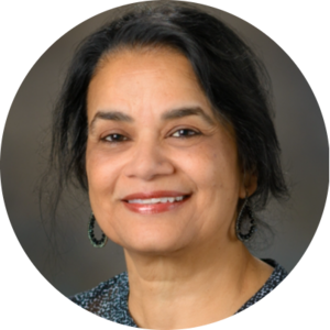 Go to the profile of Varsha Gandhi