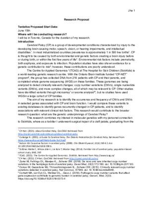 Vedika Jha - Initial Research Proposal