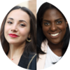 Go to the profile of Rachele De Angelis & Carla-Anide Guillaume