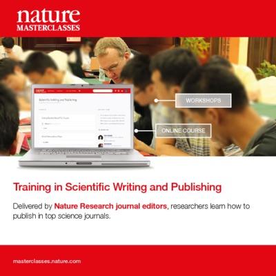 Nature Masterclasses brochure