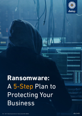 5 Steps to Protect Your Business From Ransomware